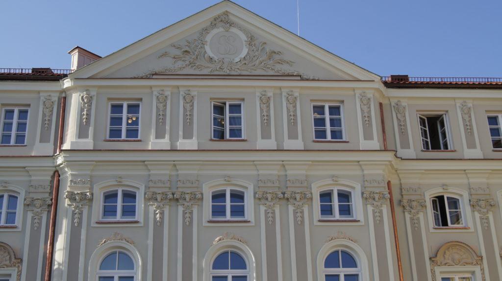 Remont elewacji budynku Prokuratury Regionalnej